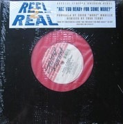 12'' - Reel 2 Real - Are You Ready For Some More? - Transparent Red Vinyl