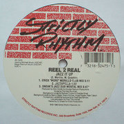 12'' - Reel 2 Real - Jazz It Up