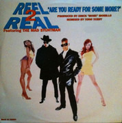 12inch Vinyl Single - Reel 2 Real - Are You Ready For Some More?