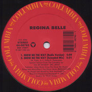 12'' - Regina Belle - Show Me The Way