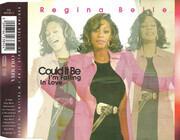 CD Single - Regina Belle - Could It Be I'm Falling In Love