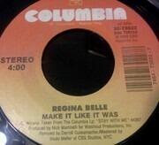 7inch Vinyl Single - Regina Belle - Make It Like It Was