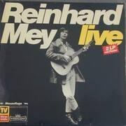 Double LP - Reinhard Mey - Reinhard Mey Live