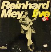 Double LP - Reinhard Mey - Live - Gatefold
