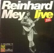 Double LP - Reinhard Mey - Live - Black Labels