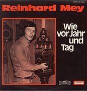 LP - Reinhard Mey - Wie Vor Jahr Und Tag