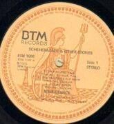 LP - Renaissance - Scheherazade And Other Stories