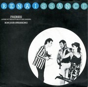 7inch Vinyl Single - Renaissance - Faeries (Living At The Bottom Of My Garden)
