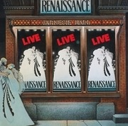 Double LP - Renaissance - Live At.. -Reissue- - .. CARNEGIE HALL // 180GRAM // GATEFOLD OUTER SLE