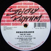 12inch Vinyl Single - Renaissance - Take My Hand