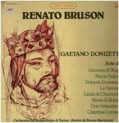 LP - Gaetano Donizetti / Renato Bruson - Arie - Gatefold