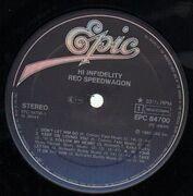 Hi Infidelity - REO Speedwagon | LP, CD | Recordsale