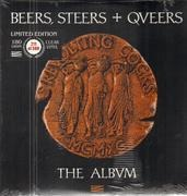 LP - Revolting Cocks - Beers, Steers & Queers - 180G | Clear Vinyl