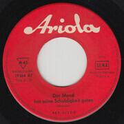 7inch Vinyl Single - Rex Gildo - Der Mond Hat Seine Schuldigkeit Getan / Du Bist Schöner Als Du Denkst