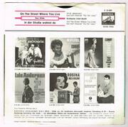 7inch Vinyl Single - Rex Gildo - On The Street Where You Live