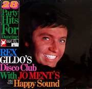 LP - Rex Gildo - Rex Gildo's Disco Club