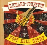 CD - Richard Johnston - Foot Hill Stomp - Digifile