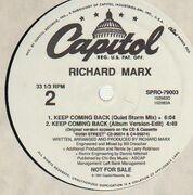 12'' - Richard Marx - Keep Coming Back