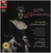 LP-Box - Richard Strauss (Karajan) - Der Rosenkavalier - DMM / Hardcoverbox + booklet