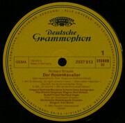 LP - Richard Strauss - Marianne Schech , Irmgard Seefried , Rita Streich , Dietrich Fischer-Dieskau , Ku - Der Rosenkavalier