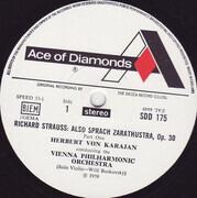 LP - Richard Strauss - Wiener Philharmoniker , Herbert von Karajan - Also Sprach Zarathustra