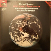 LP - Richard Strauss , Eugene Ormandy , The Philadelphia Orchestra - Also Sprach Zarathustra