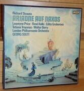 LP-Box - Richard Strauss/ Georg Solti , Leontyne Price , René Kollo , Edita Gruberova , Tatiana Troyanos - Ariadne Auf Naxos - 3 LP Box