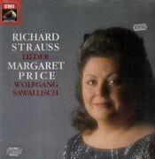 LP - Richard Strauss , Margaret Price , Wolfgang Sawallisch - Richard Strauss Lieder - gatefold