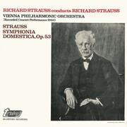 LP - Richard Strauss , Wiener Philharmoniker - Richard Strauss Conducts Richard Strauss