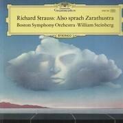 LP - Richard Strauss - Also Sprach Zarathustra Boston Symph Orch., W. Steinberg