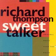 CD - Richard Thompson - Sweet Talker (Original Music From The Movie)