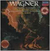 LP - Richard Wagner - Antal Dorati , National Symphony Orchestra - Orchestral Music Der Ring Des Nibelungen