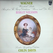LP - Wagner - 'Wesendonk' Lieder / Arias From 'The Flying Dutchman', 'Rienzi' And 'Die Feen'