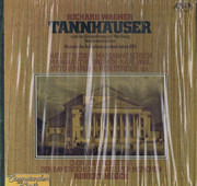 LP-Box - Wagner - R. Heger - Tannhäuser - Hardcoverbox + Booklet