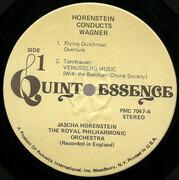 LP - Wagner / Korngold - Horenstein Conducts Wagner
