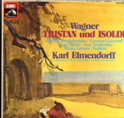 LP-Box - Wagner - Tristan und Isolde - Mono / Hardcoverbox + booklet
