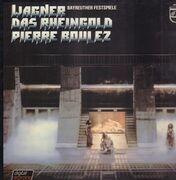 LP-Box - Richard Wagner - Orchester der Bayreuther Festspiele , Pierre Boulez - Das Rheingold - Hardcover Box + Booklet with Libretto