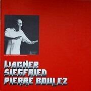 LP-Box - Richard Wagner/ Orchester der Bayreuther Festspiele , Pierre Boulez - Siegfried