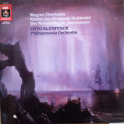 LP - Richard Wagner - Otto Klemperer , Philharmonia Orchestra - Klemperer Conducts Wagner Overtures