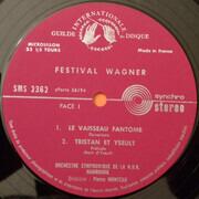 LP - Richard Wagner - Festival Wagner