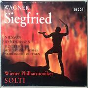 LP-Box - Richard Wagner - Wiener Philharmoniker - Georg Solti - Siegfried