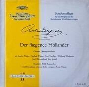LP - Richard Wagner , Annelies Kupper , Sieglinde Wagner , Wolfgang Windgassen , Ernst Haefliger , Josef - Der Fliegende Holländer (Großer Opernquerschnitt) - Tulip rim.