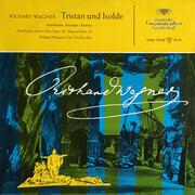 LP - Richard Wagner , Astrid Varnay , Hertha Töpper , Margarete Klose , Kim Borg , Wolfgang Windgassen , - Tristan Und Isolde