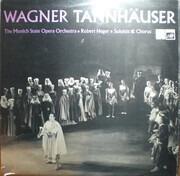 LP - Richard Wagner , Bayerisches Staatsorchester , Robert Heger - Tannhäuser