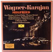LP-Box - Richard Wagner , Berliner Philharmoniker , Herbert von Karajan - Siegfried