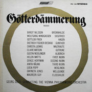 LP-Box - Wagner - Solti w/ Wiener Philharmonie - Götterdämmerung - Hardcoverbox + Booklet