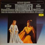 LP-Box - Richard Wagner , Birgit Nilsson , Wolfgang Windgassen , Dietrich Fischer-Dieskau , Theo Adam , Orch - Tannhäuser - with libretto