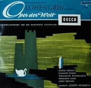 LP - Richard Wagner , Chor der Bayreuther Festspiele Und Orchester der Bayreuther Festspiele , Joseph Ke - Szenen Aus Lohengrin