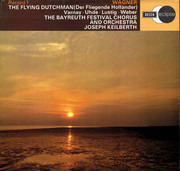 LP-Box - Richard Wagner , Chor der Bayreuther Festspiele And Orchester der Bayreuther Festspiele , Joseph Ke - The Flying Dutchman (Der Fliegende Holländer)