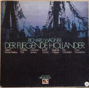 LP-Box - Richard Wagner , Dietrich Fischer-Dieskau , Gottlob Frick , Marianne Schech , Rudolf Schock , Siegl - Der Fliegende Holländer